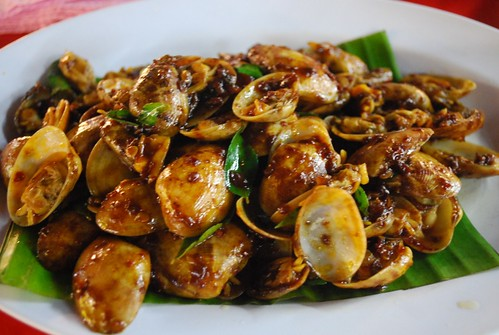 Spicy Shell Food