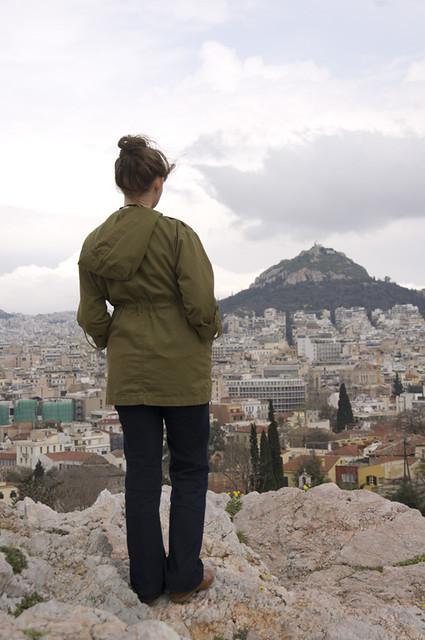 hill gazing