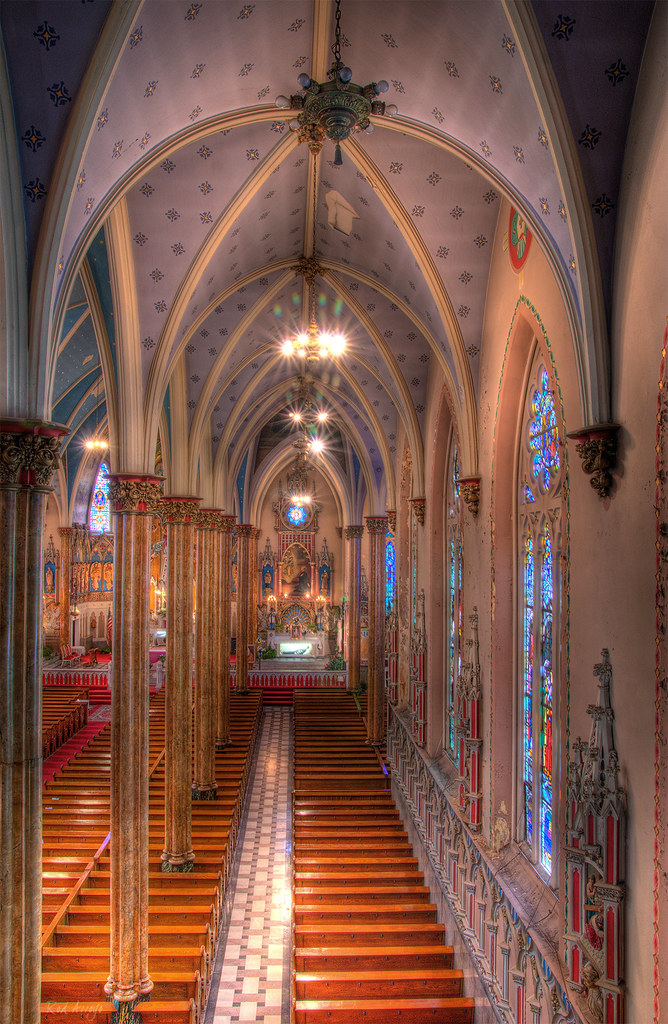 St Albertus Catholic Church - Detroit 2