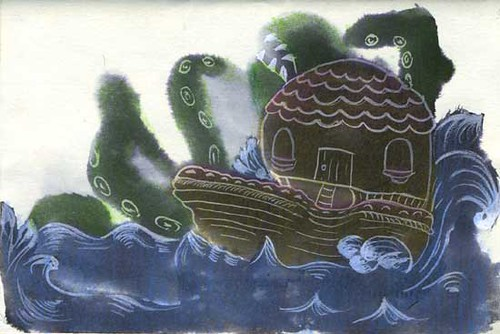 #90- House boat no.2, maritime disaster