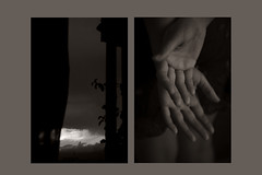 Les mains d'automne (ANTHY IOANNIDES) Tags: light bw white black art nude photography nikon noir photographie artistic nu body femme dream naturallight sensual vision imagination diptyque blanc nus flou regards poesie douceur sensible anthy feminin rve imaginaire rveries antheia artisticpictures lumierenaturelle d700 ioannides anthyioannides anthyioannidespictures lervedeclara paysagesoniriques wwwanthych antheiaioannou