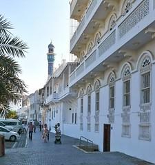 Muttrah Corniche (toshu2011) Tags: tourism architecture port canon court golf tow