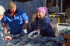 Helsinki Baltic Herring Market (JohntheFinn) Tags: silakkamarkkinat helsinki finland suomi eurooppa europe kauppatori helsingforsströmmingsmarknad october lokakuu syksy autumn fall saaristolaisleipä boat vene harbour satama outdoor