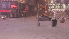 Times Square NYC covered in snow during the blizzard of 2011 (RYANISLAND) Tags: nyc newyorkcity winter usa snow ny newyork cold weather america snowstorm broadway police nypd timessquare cop policecar newyearseve law snowing whitesnow blizzard coldweather winterwonderland 2012 extremeweather noreaster 212 balldrop 10036 2011 snowblizzard timessquarenewyork timessquarenyc newyorkcitypolicedepartment timessquarenewyorkcity timessquareny 20112012 areacode212 zipcode10036 blizzardof2011 wwwtimessquarenycorg