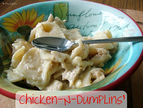 Chicken 'N Dumplins