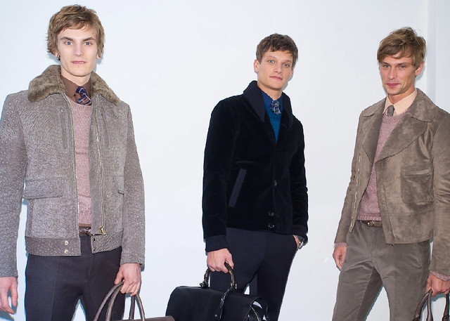 Mathias Lauridsen3274_FW11_Milan_Gucci(Dazed Digital)