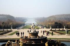 Jardins du chateau de Versailles 8 (Olivier1380) Tags: park paris france green nature fountain grass garden de louis statues ile palace vert versailles chateau fontaine parc jardins xiv landscae