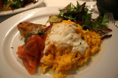 Ottolenghi scrambled egg