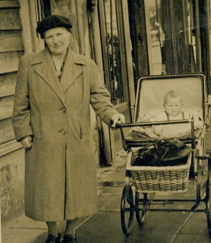 Granny Fraser 1949