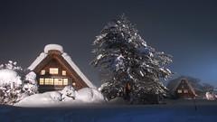 Shirakawago013 (Kosei.S) Tags: winter snow japan japanese nikon village traditional d200 gifu shirakawa machi ogi