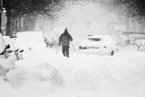 Snowmageddon - Feb 2, 2011.