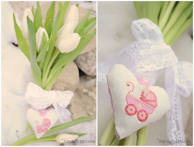 tulip for newborn baby girl