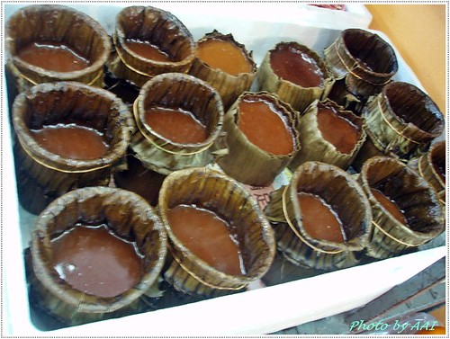Nian Gao for CNY (Kuih Bakul)