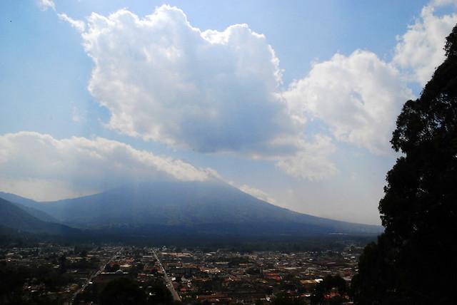 Vistas desde el Cerro de la Cruz