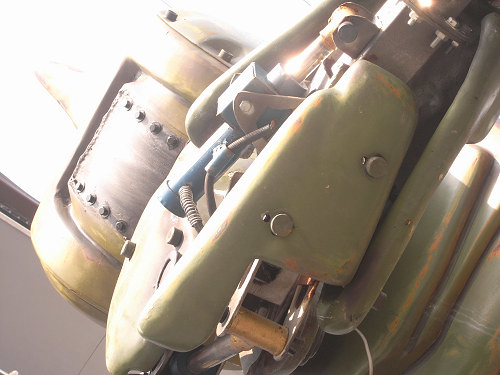 ザク風大型ロボット@天理市-09