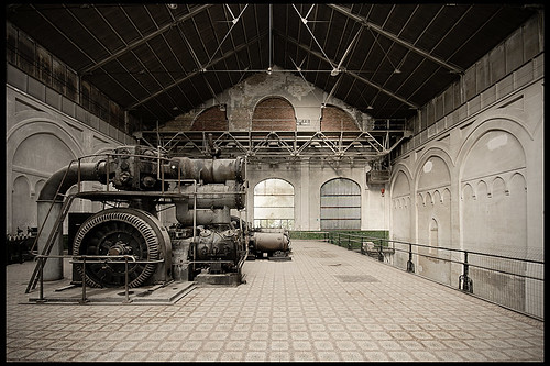 Centrale Electrique Ohm
