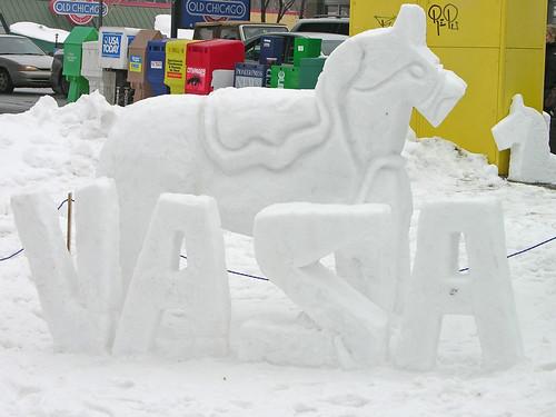 vasa horse