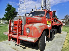 mack oil field truck (voca dave) Tags: old history oklahoma truck mack oklahomacity oilfield oklahomahistorycenter