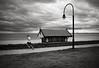 Runner, St.Kilda (rosscova) Tags: 28mm melbourne om zuiko stkilda melbcompjan2011