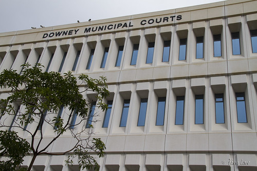 Downey Municipal Court building