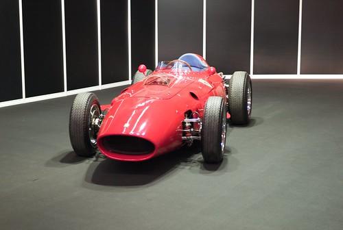 L9771102 Motor Show Festival. Ferrari 246 F1, Mike Hawthorn (1958)