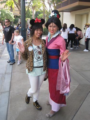 A Disneyland Pre-Birthday :)