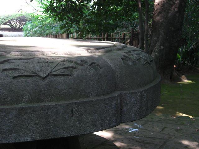 石造のフリー写真素材