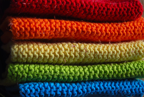Knit Bib Spectrum