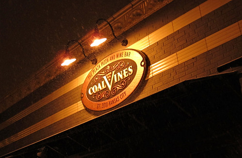 Coal Vines, a preview of the new restaurant on the Plaza