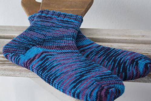 Laika's socks