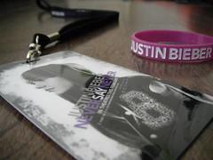 justin bieber (bethanyywilson) Tags: justin inspiration never love 3d purple bracelet february say lanyard bieber