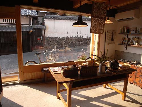 ほっこり落ち着く素敵な町屋『雑貨店 カウリ』@奈良町