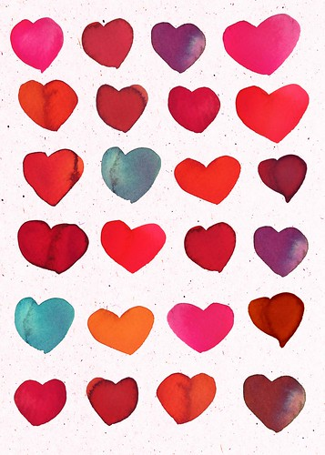 watercolor hearts_samantha hahn