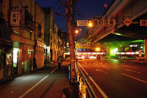東門前〜産業道路