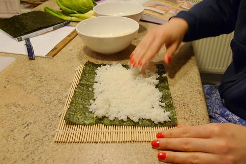 Sushifest Feb 2011
