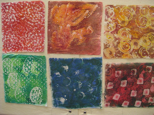 soy wax batik samples 2