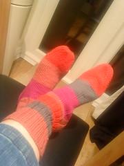 Socks for me!