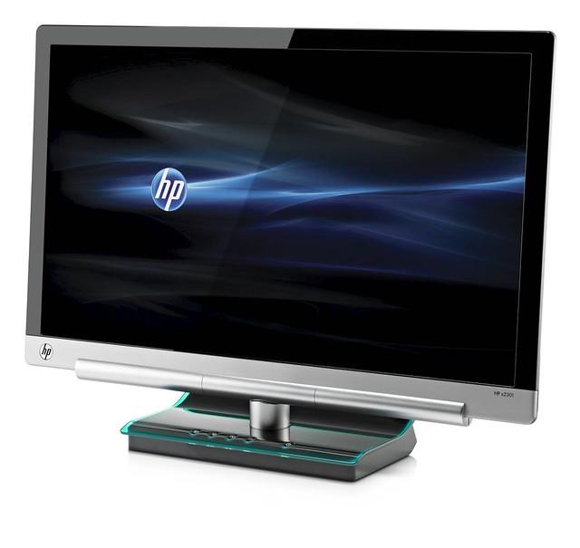 HPx2301 Micro Thin LED monitor