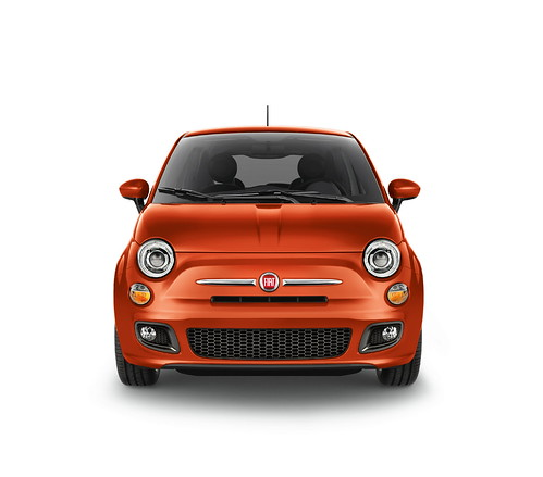 New 2012 Fiat 500 in Rame
