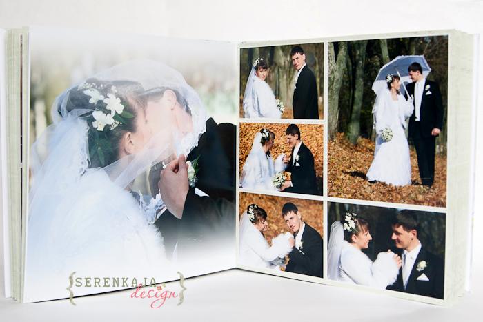 Фотокнига Свадьба Чеслава и Татьяны