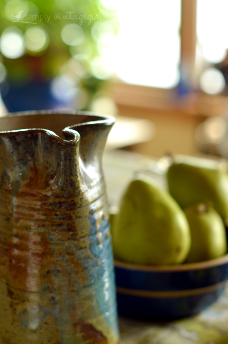 Home Inspiration: Water Pitcher