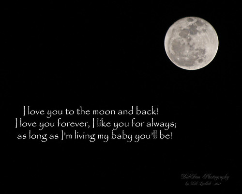 i love you baby forever quotes. I love you forever,