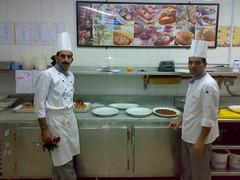 ajyad makarim (ghulam hussain misrial) Tags: restaurant hotel photo mix staff chef pastry hussain yawar ghulam talagang makarim ajyad photopakistan misrial
