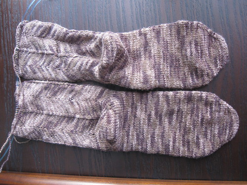 Camo socks