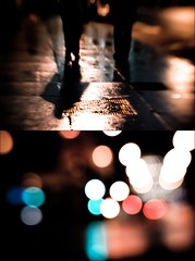 Nocturno madrileo #1 (bogob.photography) Tags: madrid light blur luz lensbaby bokeh nocturne nikond80