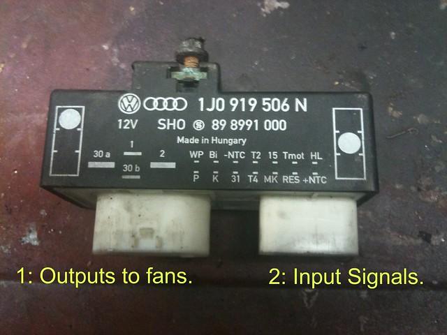 5469294904_bdf44380ed_z vwvortex com diy low speed cooling fan problem; a reasonably jetta mk4 fan control module wiring diagram at n-0.co