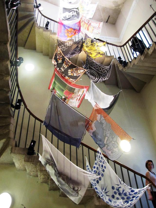newgen scarf installation