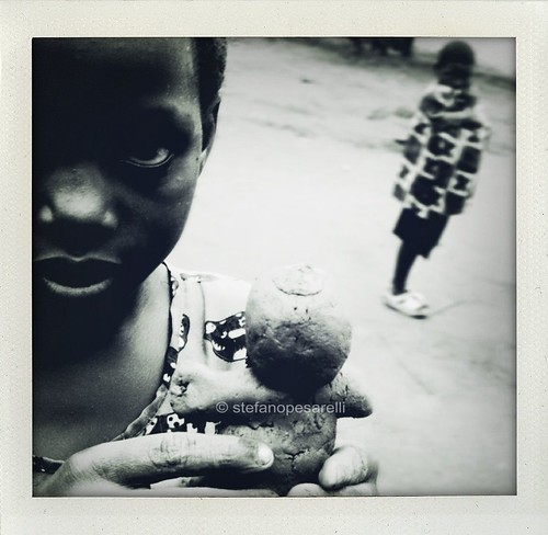 Africa through iPhone by Stefano Pesarelli.