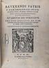 Title page of Quaestio de strigibus