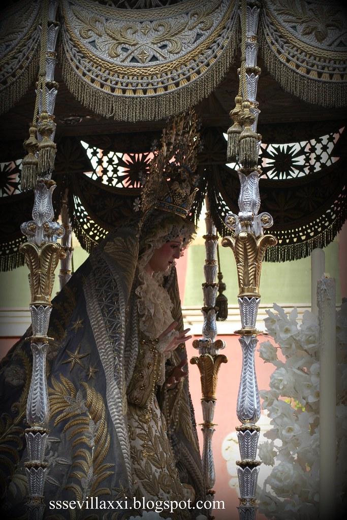 Nuestra Señora de los Angeles, Jueves Santo 2009